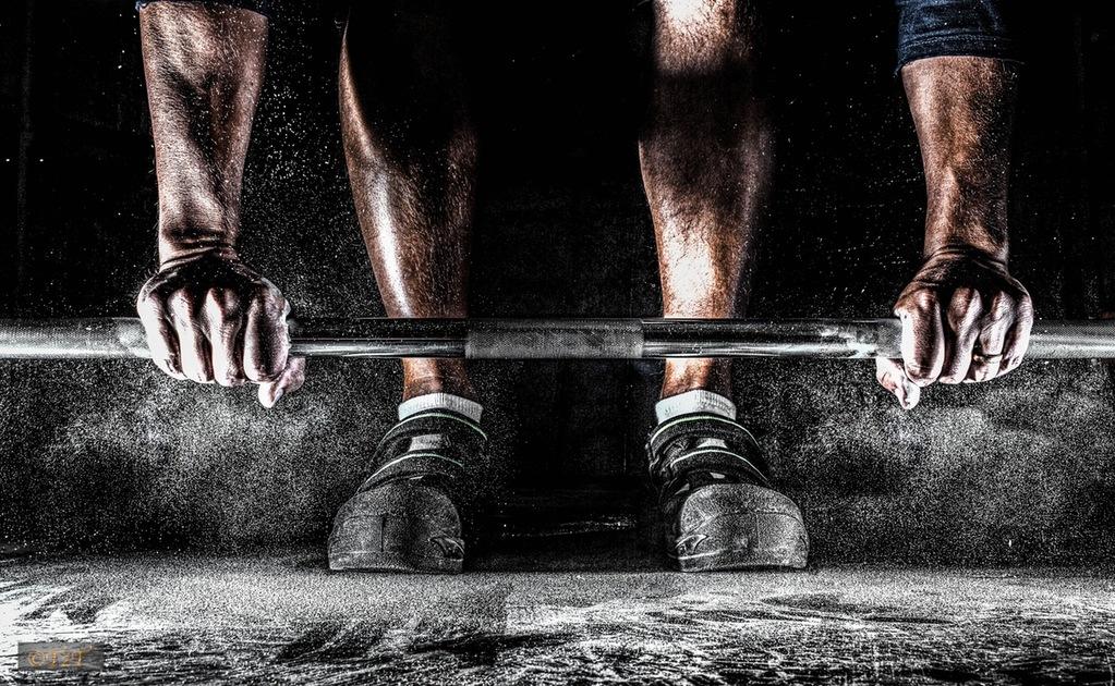 barbell, deadlift, strength