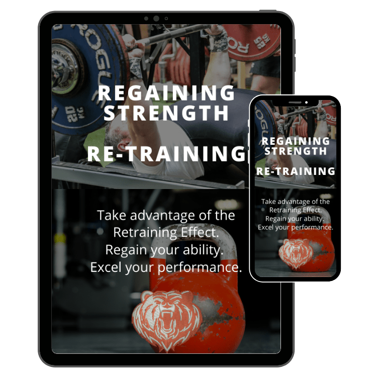 Re-Conditioning Program – Return to Lifting