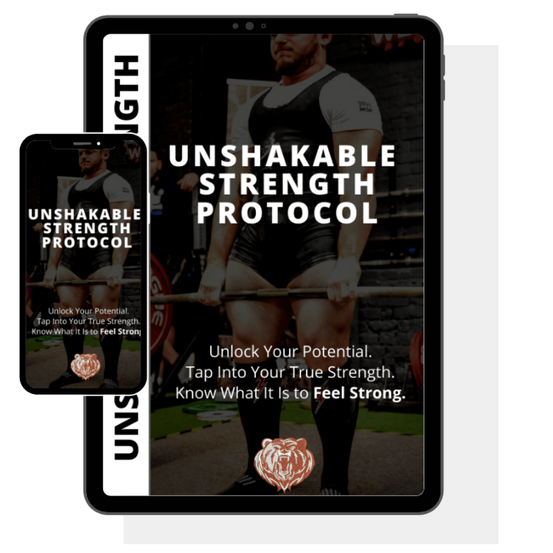 Isometric Program – Unshakable Strength Protocol